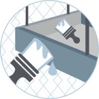 Изоляция - система гидроизоляции  КРИСТАЛЛИЗОЛ Кистевой