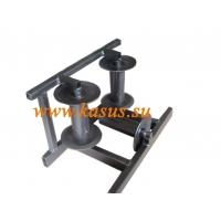 Ролик монтажный (кабельный) угловой РКУ 100-3