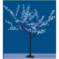 Световое дерево Вишня