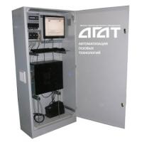 Система технического учета газов от ООО НПО АГАТ г. Самара