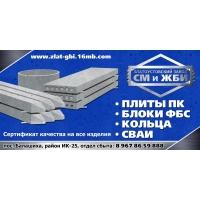 ЖБИ изделия. Собственное производство Златоустовский завод СМ и ЖБИ ЖБИ