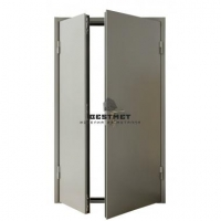 Дверь металлическая техническая ДМТ-060