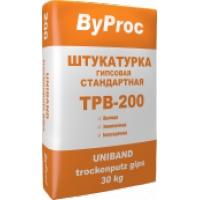 Штукатурка стандартная гипсовая ByProc