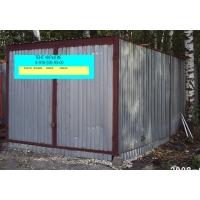 Продажа гаражей Тент укрытий доставка и установка  Оцинкованный тент