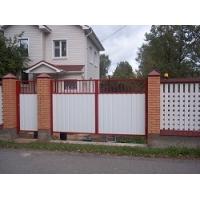 Распашные ворота  арт. 2342