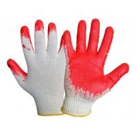 перчатки с 1-м латексным обливом