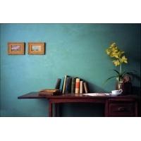 Декоративная перламутровая краска (мокрый шелк) Вельветтекс Terraco