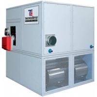 Конденсационные воздухонагреватели с модуляцией пламени DUO-MO
