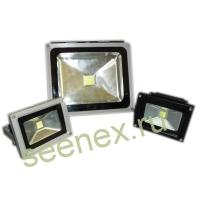 Светодиодные прожекторы от 980 рублей SEENEX 10Вт, 30 Вт и 50 Вт