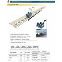 Реечная пила Abacomachines RAIL SAW RS-1 RS1