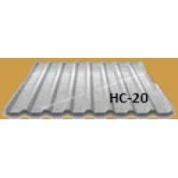 алюминиевый профилированный лист