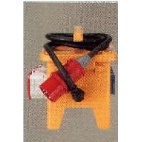 Переносные комплектные устройства с розетками Mennekes 300х230х287,5мм c 1 УЗО