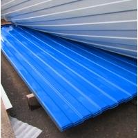 Профнастил Синего цвета, 2,5 м