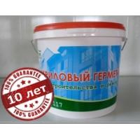 Силиконизированный герметик для межпанельных Олива Основа: полиакрилат Акцент- 124