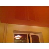 Натяжной потолок матовый цветной (Россия)