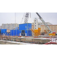 Бетонный завод ФЛАГМАН-45