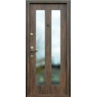 Стальные двери Гарант Плюс Зеркало №4