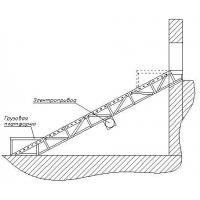 Наклонный подъемник для склада Арконстрой-Восток ПГ-Н