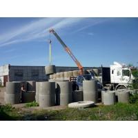 Кольца жб диаметр 1 и 1,5 метра, высота 0,9 метра Мастер Колец КС-10,9  КС-15,9