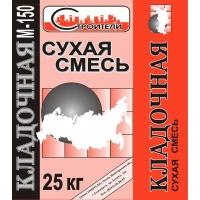 Сухая смесь Кладочная М-150 25 кг