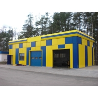 Магазины, Автомойки, СТО Steel System