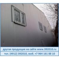 Сварная металлическая решетка на окно  Артикул 11700