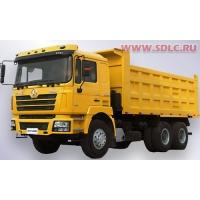 �������� Shaanxi 6�4 (Shacman) SX3255DR384 2012