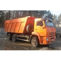 Самосвал КамАЗ 6520, 2014 год выпуска, 22 тонны грузоподъёмность