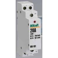 Модульный контактор МК101-020A-230B-20 DEKraft