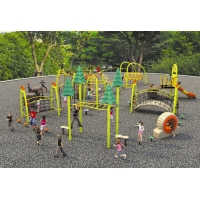 Детские площадки для физического развития