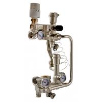 Насосно смесительный узел для системы теплых полов VALTEC VT.COMBI