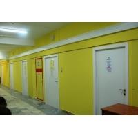 Двери влагостойкие для медицинских учреждений