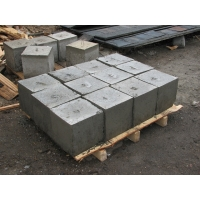 Фундаментный Блок Для Дачи и Бани 30х30х30 см