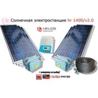 Солнечная электростанция HeliosResurs HR1400/v 2.0