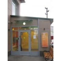 Входные и межкомнатные алюминиевые двери