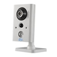 Малогабаритная IP-видеокамера RVi RVi-IPC12SW