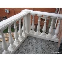 Балясины бетонные белые  Б-1