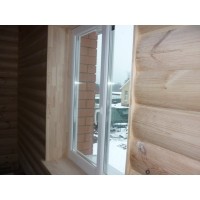 деревянные евроокна окно-е