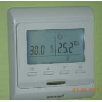 Программируемый терморегулятор Menred E 51.716