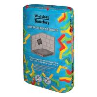Сухие смеси WEISBAU (Вайсбау Самовыравнивающийся пол  БЫСТРОТВЕРДЕЮЩИЙ 20 кг