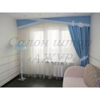 шторы в детскую комнату Салон штор Ажур