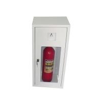 Шкаф пожарный для хранения огнетушителей р-р 300х650х230 мм