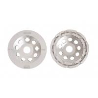 Алмазная фреза двухрядная для шлифовки бетона, гранита, мрамора Messer BG/M