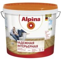 Краска интерьерная Alpina