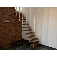 Лестница из массива бука