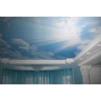 Качественные натяжные потолки в магазине «Богатыри»