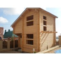 Деревянные дома, бани, сауны  деревянное домостроение