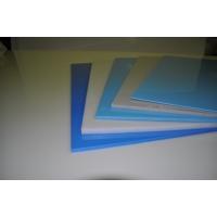 Лист Полипропиленовый голубой 8х1500х400мм.  М-ПП-БС