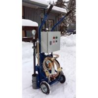 Мобильная маслозаправочная станция для заправки компрессора КУЛТЕК