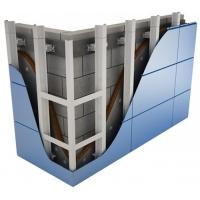Вентилируемые фасадные системы. СИЛМА